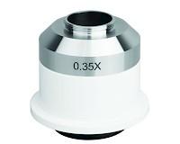 Nikon显微镜摄像通道转C接口适配器0.35倍