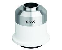 Nikon显微镜摄像通道转C接口适配器0.5倍