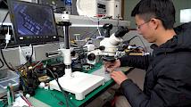 手机维修专用显微镜